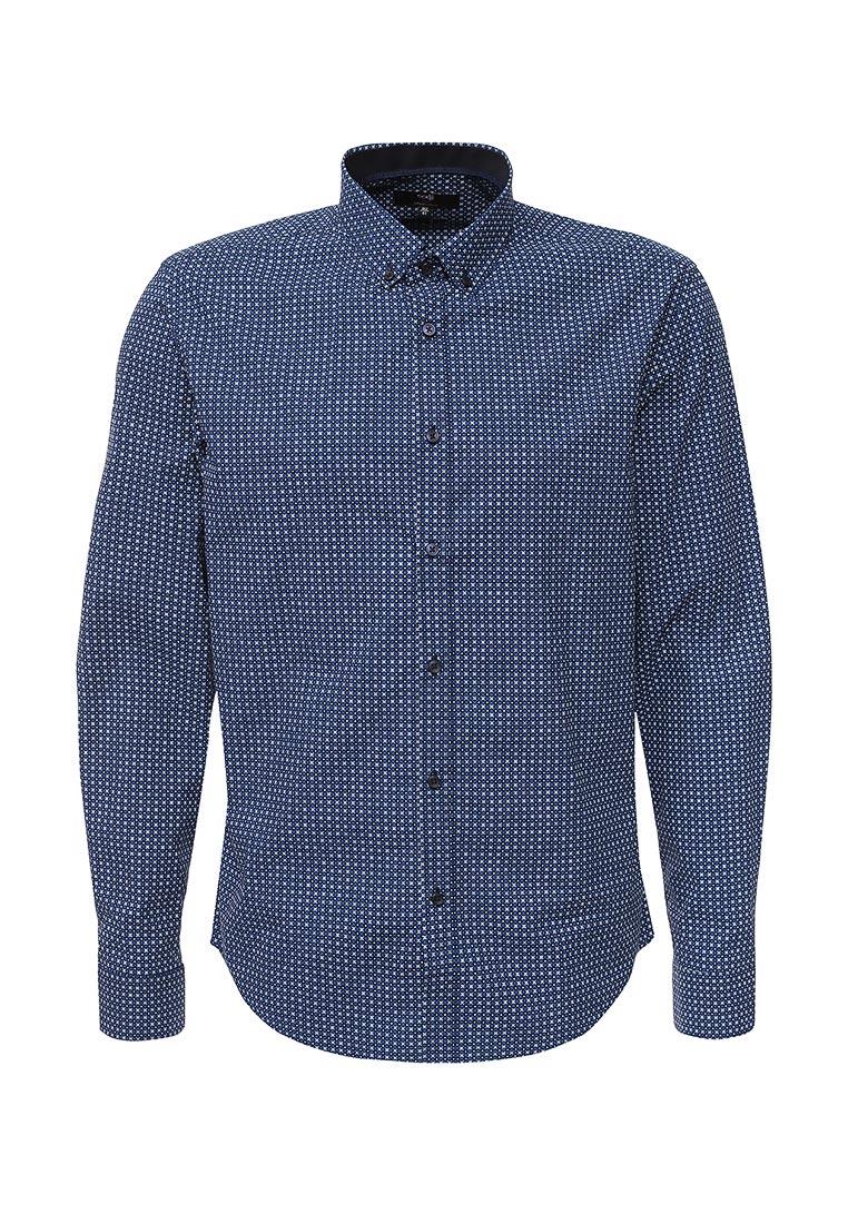 Рубашка с длинным рукавом oodji (Оджи) 3L110203M/19370N/7975G