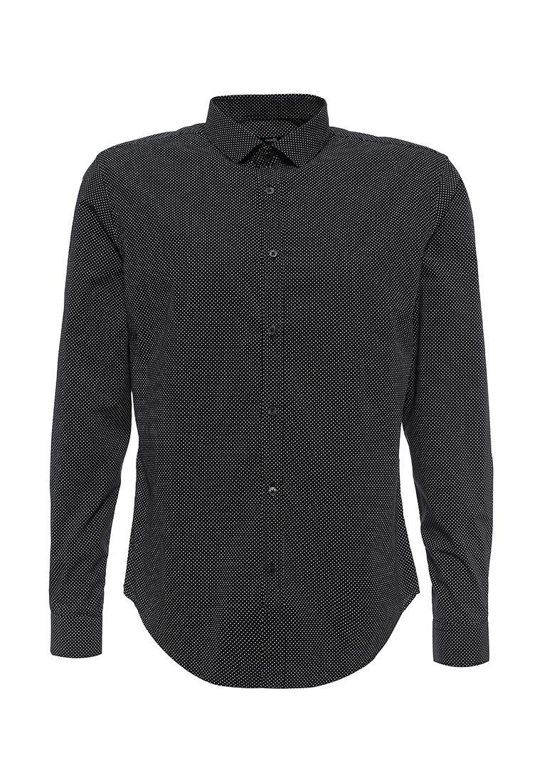 Рубашка с длинным рукавом oodji (Оджи) 3L110116M/19370N/2910D