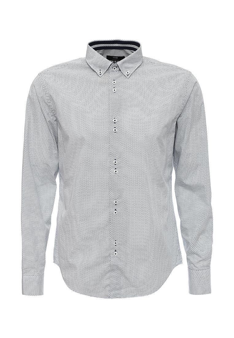 Рубашка с длинным рукавом oodji (Оджи) 3L110126M/19370N/1079G