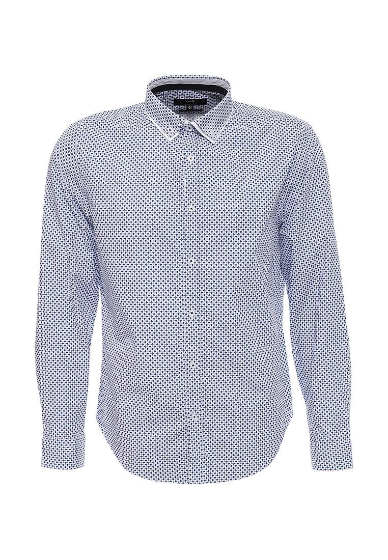 Рубашка с длинным рукавом oodji 3L110200M/44378N/1079G