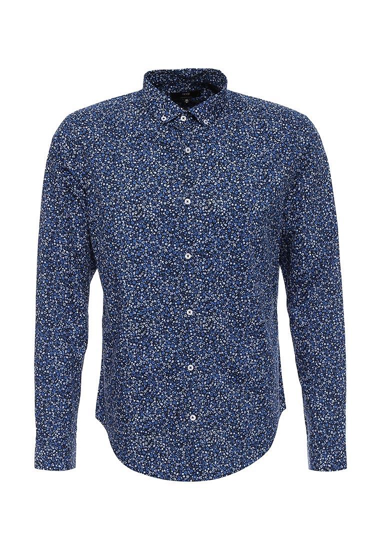 Рубашка с длинным рукавом oodji (Оджи) 3L110227M/19370N/7579F