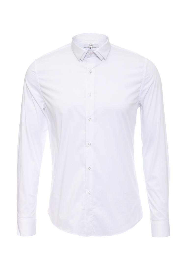 Рубашка с длинным рукавом oodji (Оджи) 3L140104M/34146N/1000N