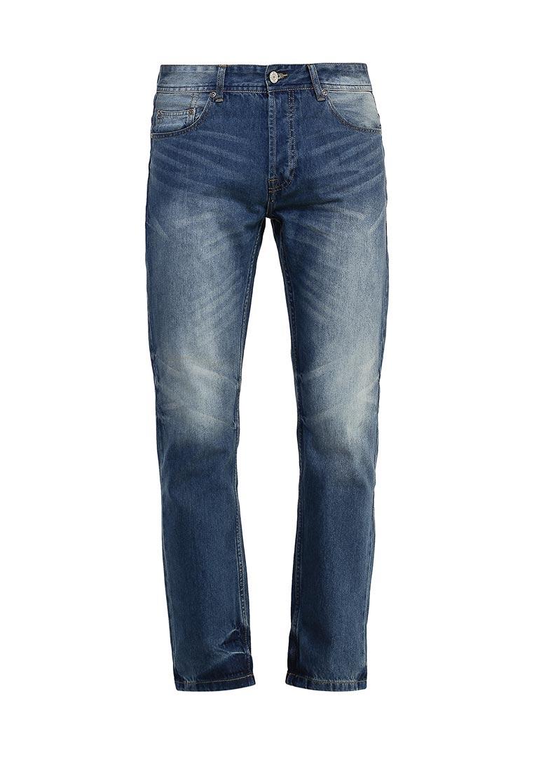 Мужские прямые джинсы oodji (Оджи) 6L130046M/35771/7500W