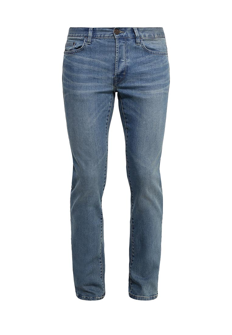 Мужские прямые джинсы oodji (Оджи) 6B120022M/39225N/7500W
