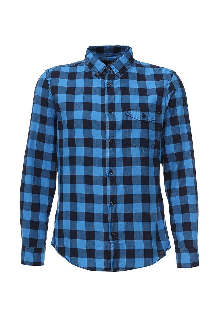Рубашка с длинным рукавом oodji (Оджи) 3L310129M/39882N/7975C