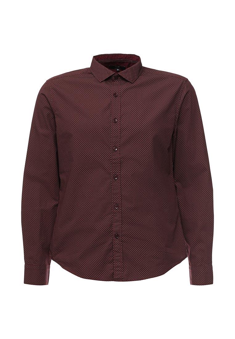 Рубашка с длинным рукавом oodji (Оджи) 3L310137M/19370N/4930G