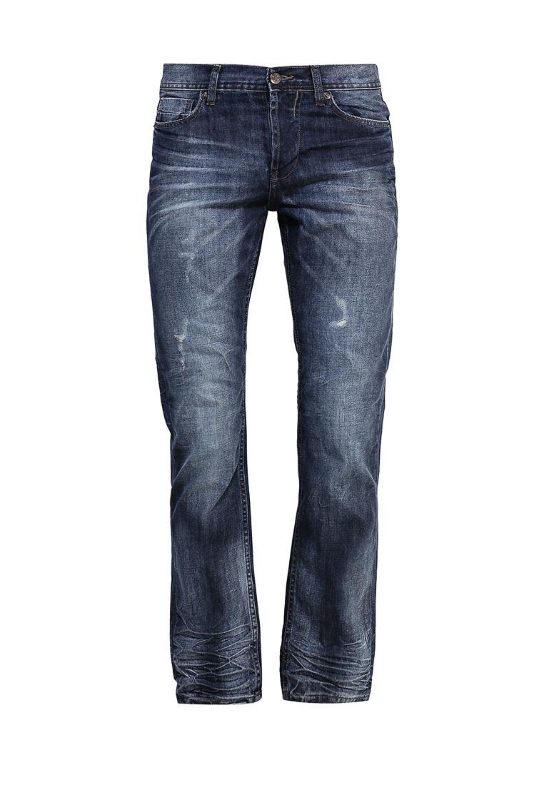Зауженные джинсы oodji (Оджи) 6L130045M/35771/7500W