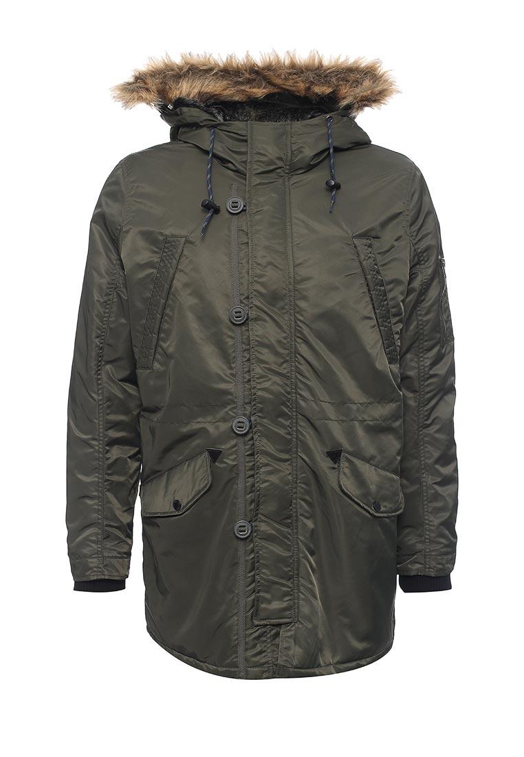 Утепленная куртка oodji (Оджи) 1L414004M/39022N/6600N