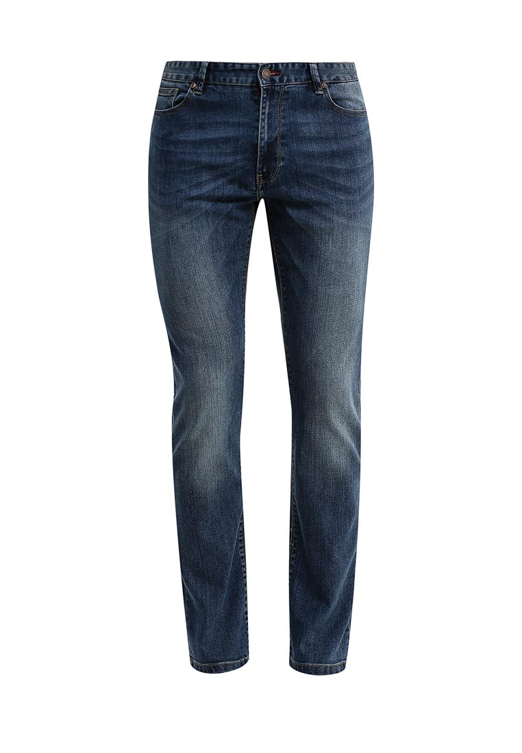 Мужские прямые джинсы oodji (Оджи) 6L120120M/46142/7500W