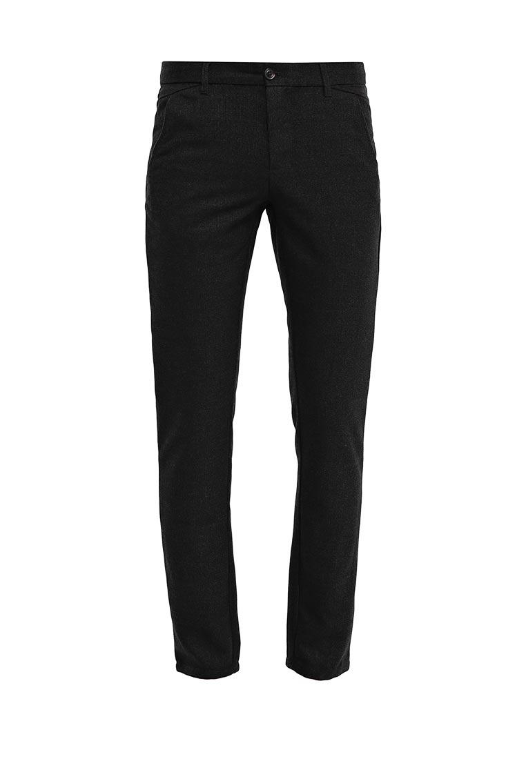 Мужские повседневные брюки oodji (Оджи) 2L150091M/44456N/2529O