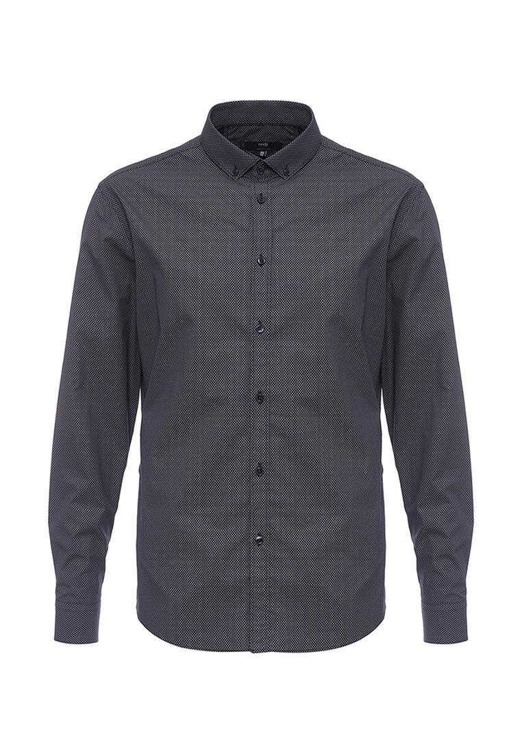 Рубашка с длинным рукавом oodji (Оджи) 3L110217M/19370N/7923G