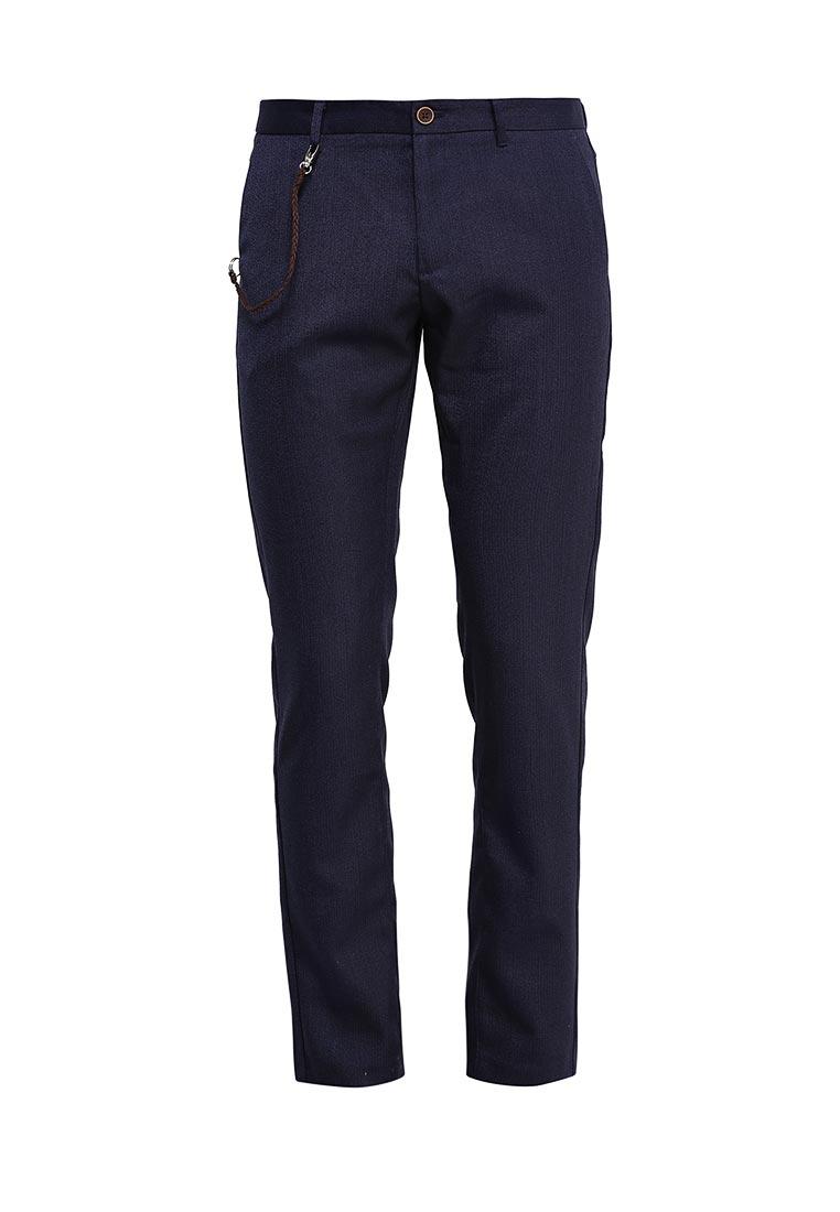 Мужские классические брюки oodji (Оджи) 2L210174M/44432N/7975O