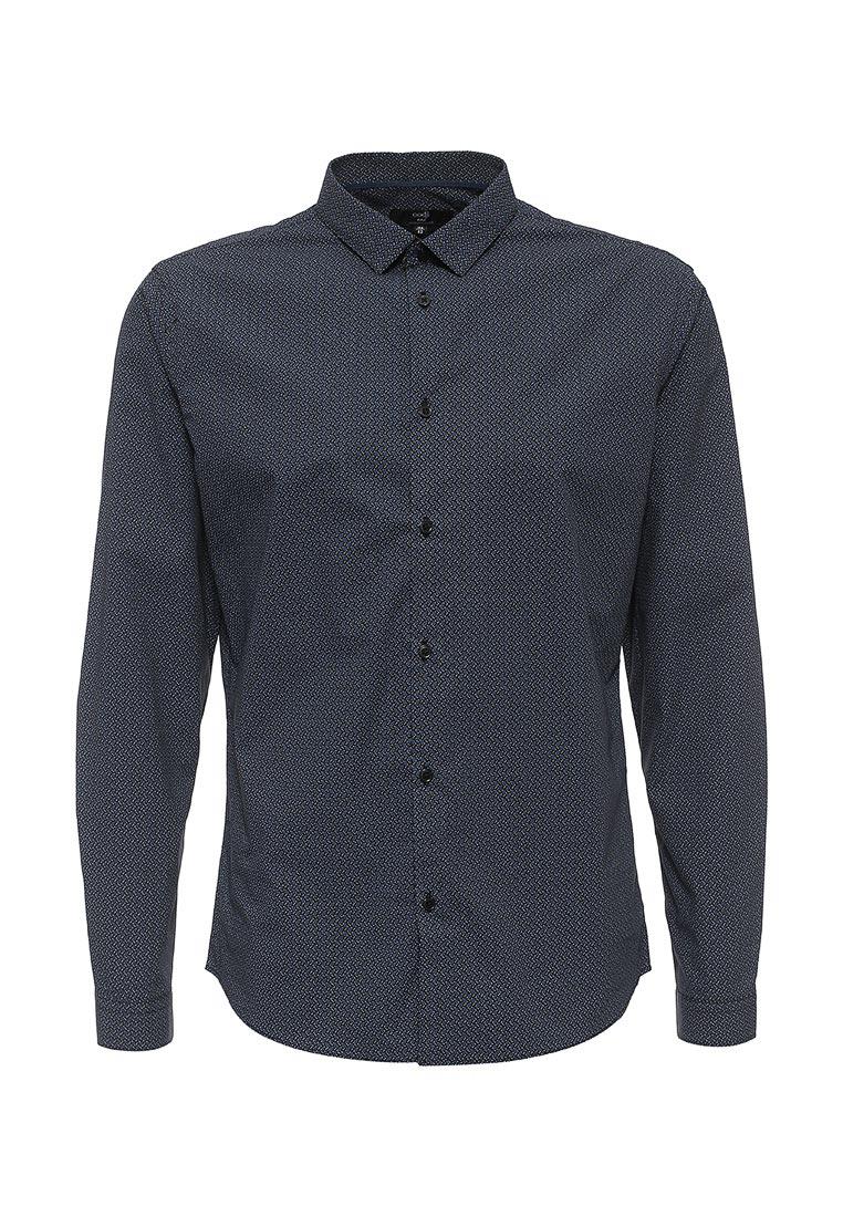 Рубашка с длинным рукавом oodji (Оджи) 3L110216M/19370N/2975G