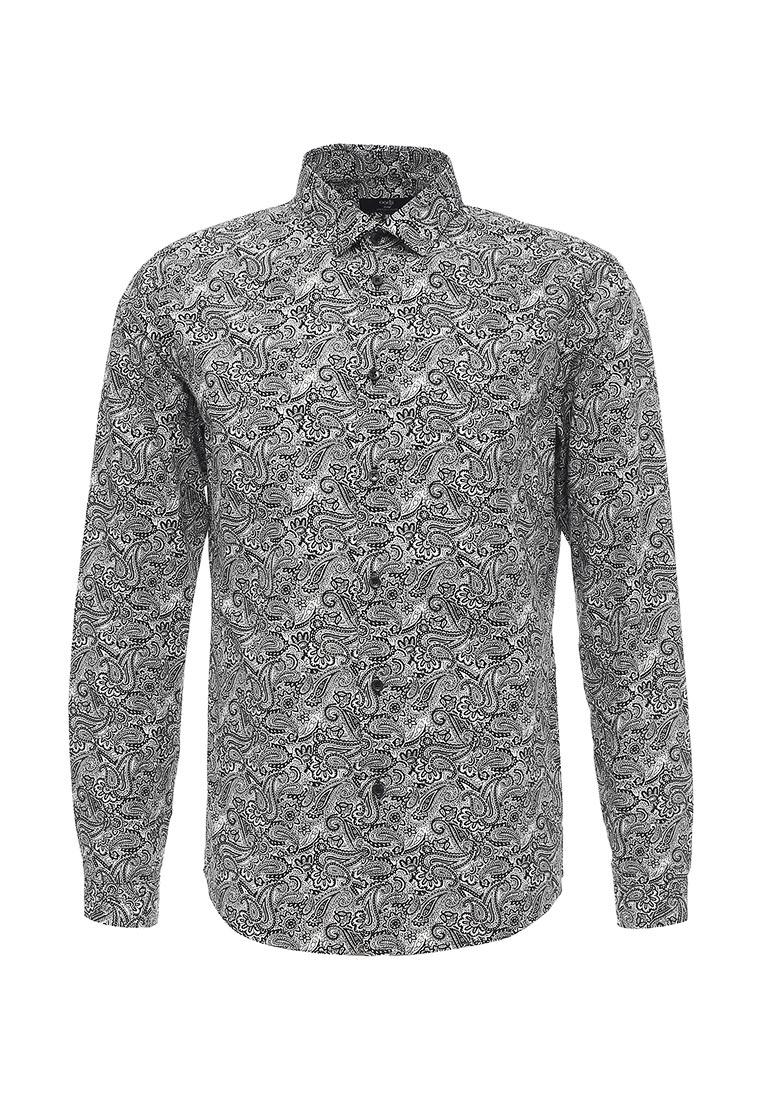 Рубашка с длинным рукавом oodji (Оджи) 3L110219M/19370N/1029E