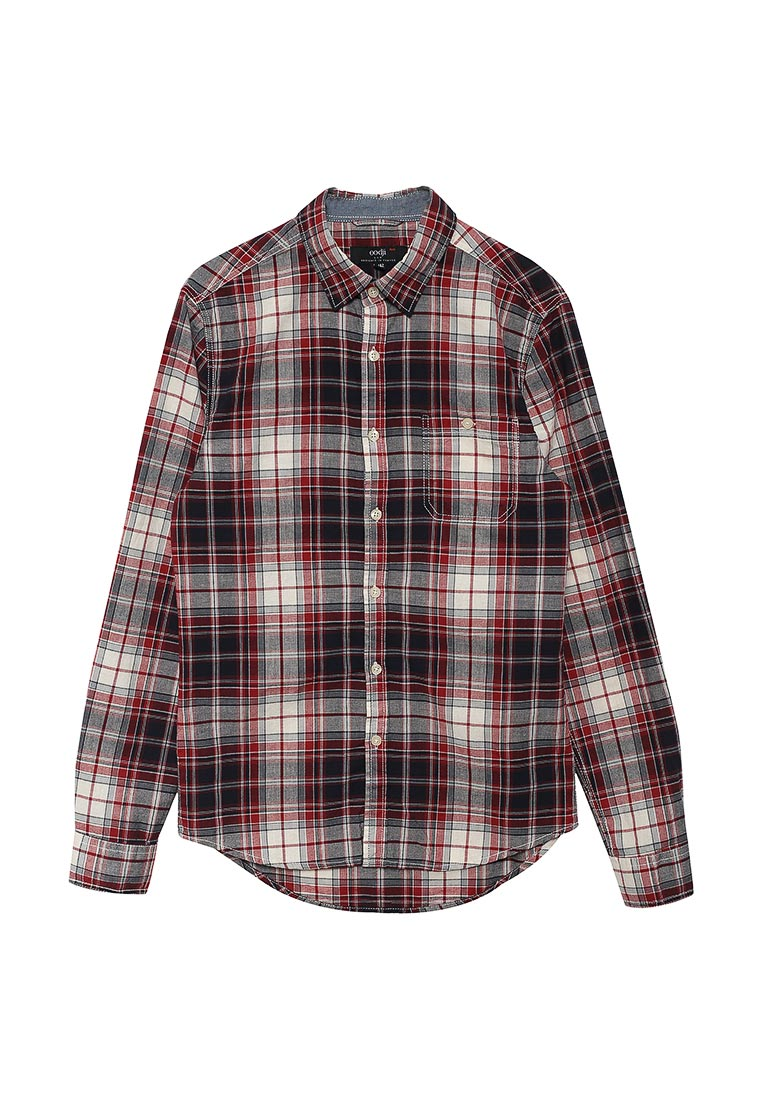 Рубашка с длинным рукавом oodji (Оджи) 3L310031M/23026N/1279C