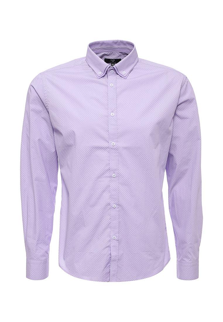Рубашка с длинным рукавом oodji (Оджи) 3L110225M/19370N/8010G