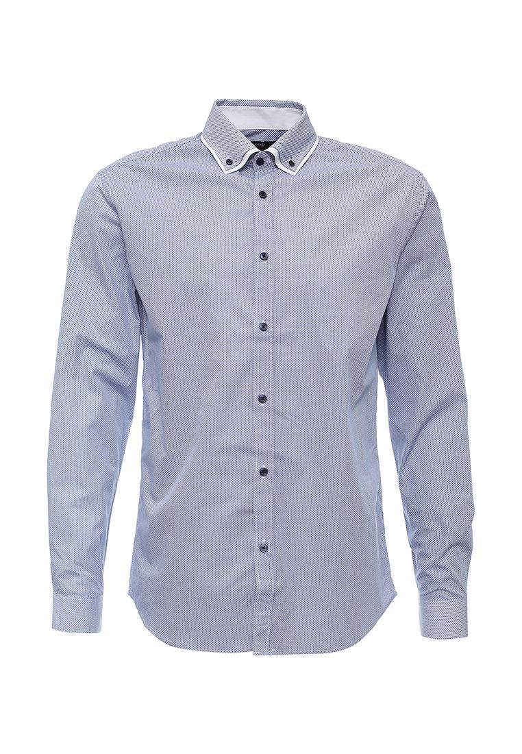 Рубашка с длинным рукавом oodji (Оджи) 3L110231M/19370N/1075G