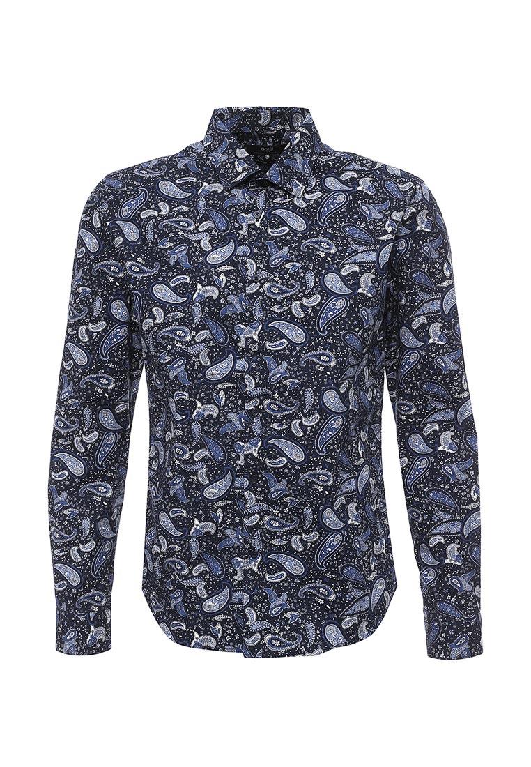 Рубашка с длинным рукавом oodji (Оджи) 3L110110M/19370N/7975E