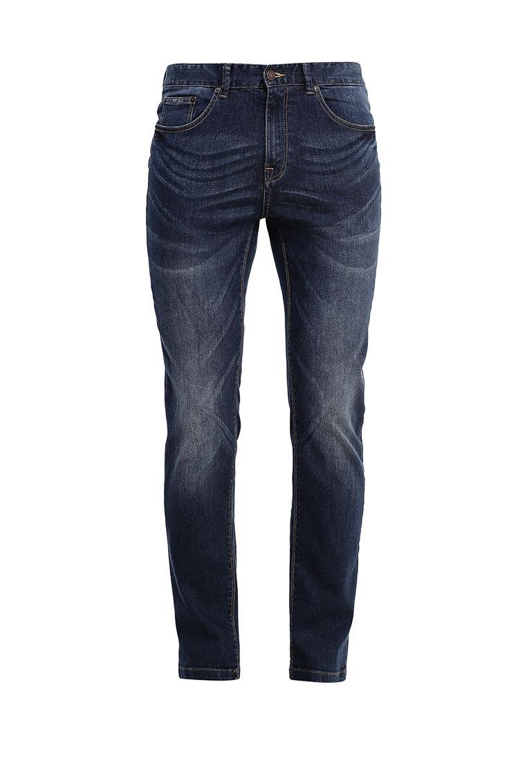 Зауженные джинсы oodji (Оджи) 6B120042M/45808/7500W
