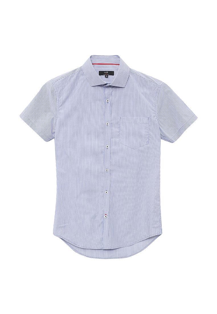 Рубашка с коротким рукавом oodji (Оджи) 3L410045M/34247N/7510S