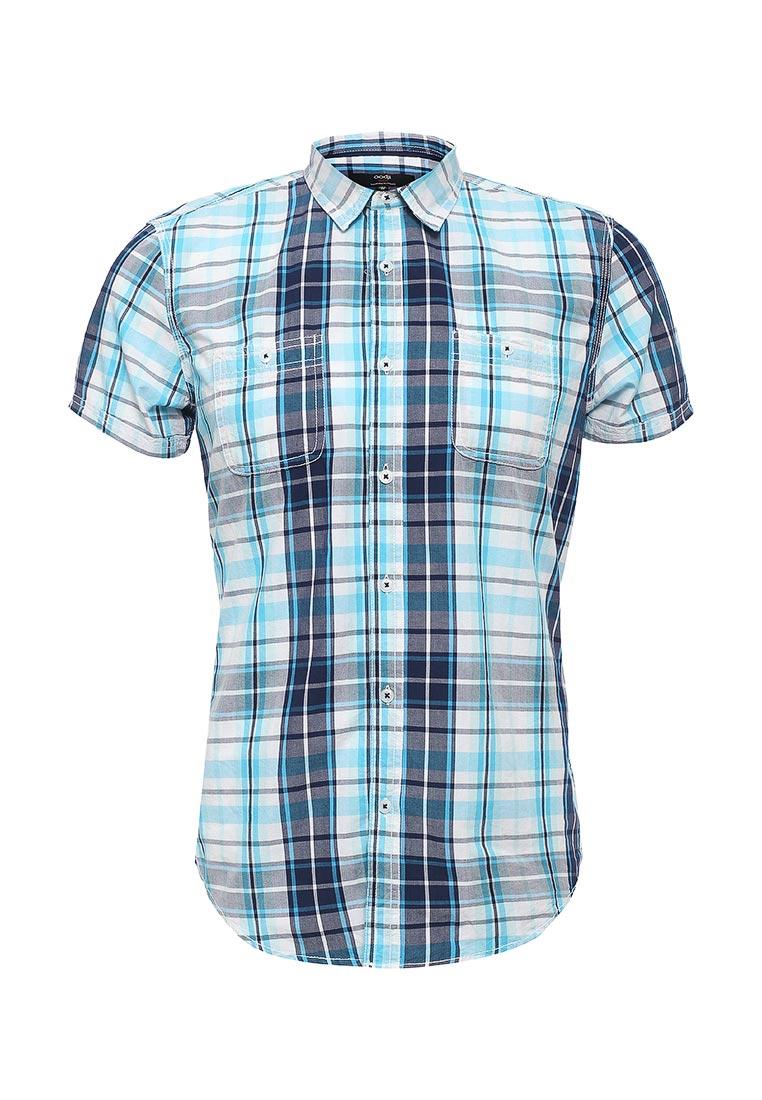 Рубашка с коротким рукавом oodji (Оджи) 3L410051M/39311N/7373C