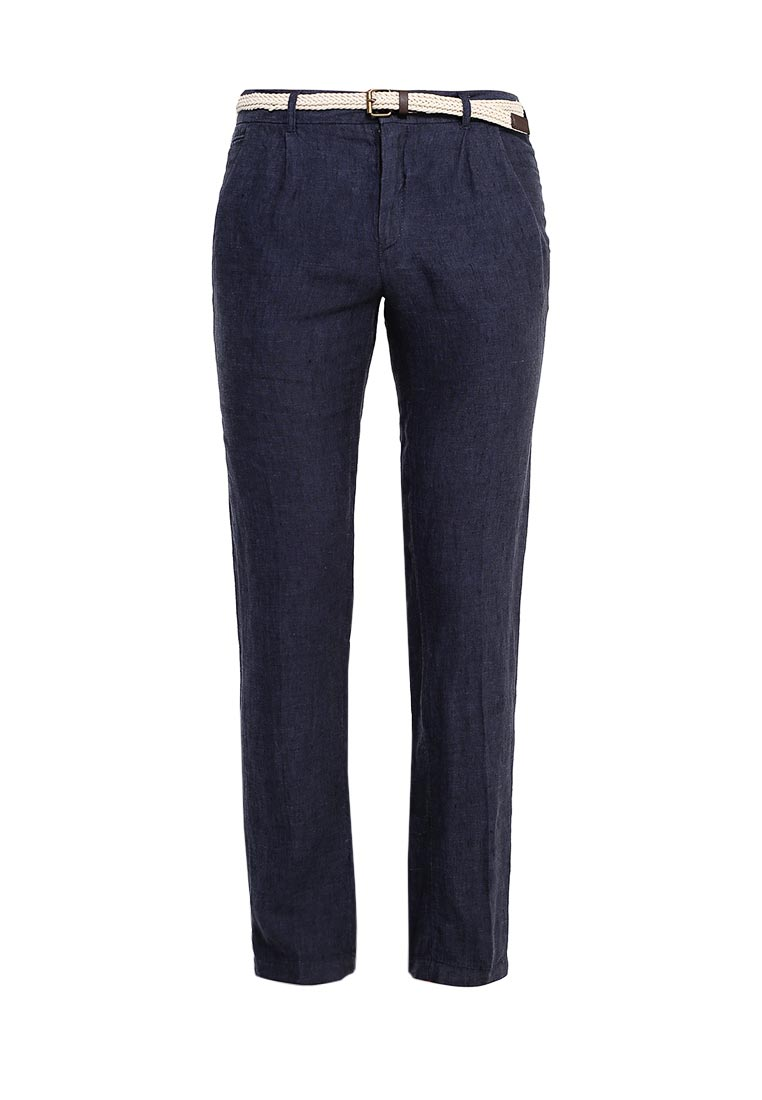 Мужские повседневные брюки oodji (Оджи) 2L100059M/34297N/7900O