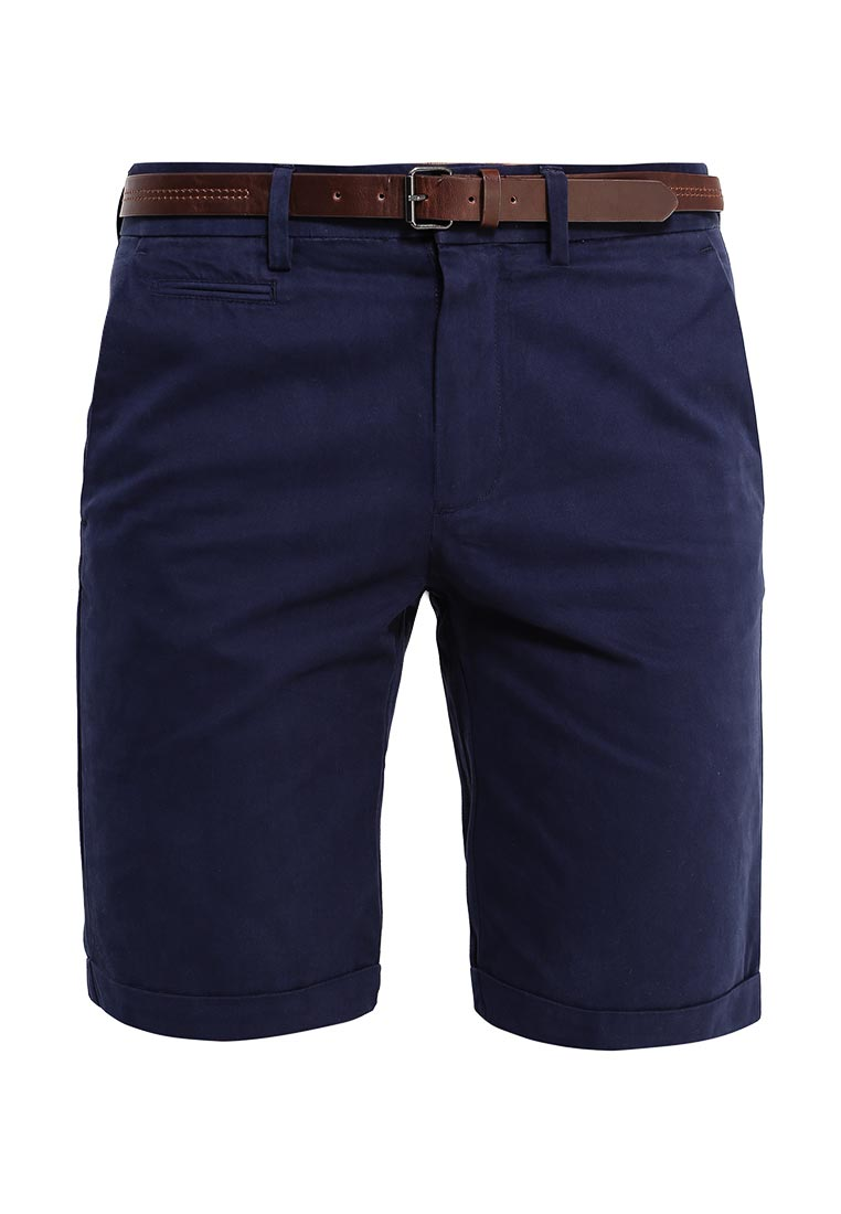Мужские повседневные шорты oodji (Оджи) 2L600009M/44256N/7900N