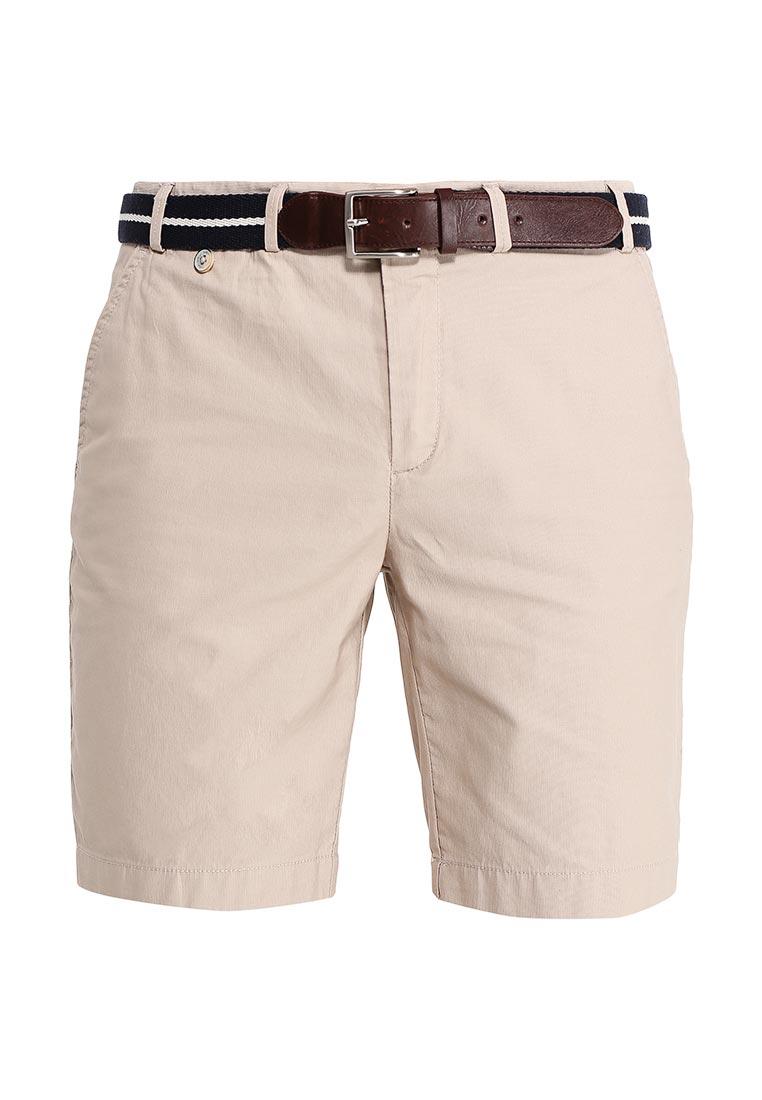 Мужские повседневные шорты oodji (Оджи) 2L710021M/39355N/3300N