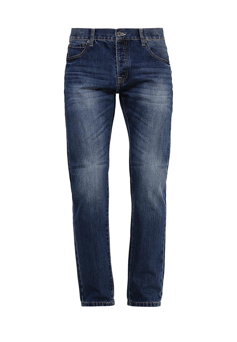 Мужские прямые джинсы oodji (Оджи) 6B130025M/35771/7500W