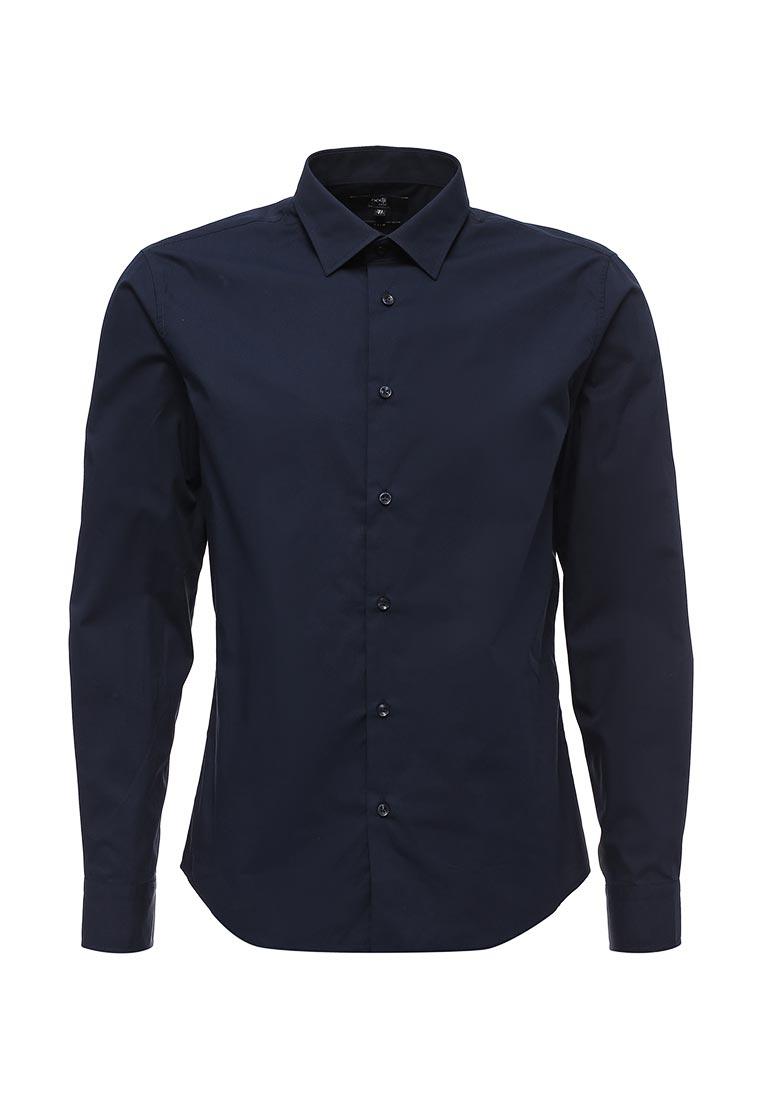 Рубашка с длинным рукавом oodji (Оджи) 3B110005M/23286N/7900N
