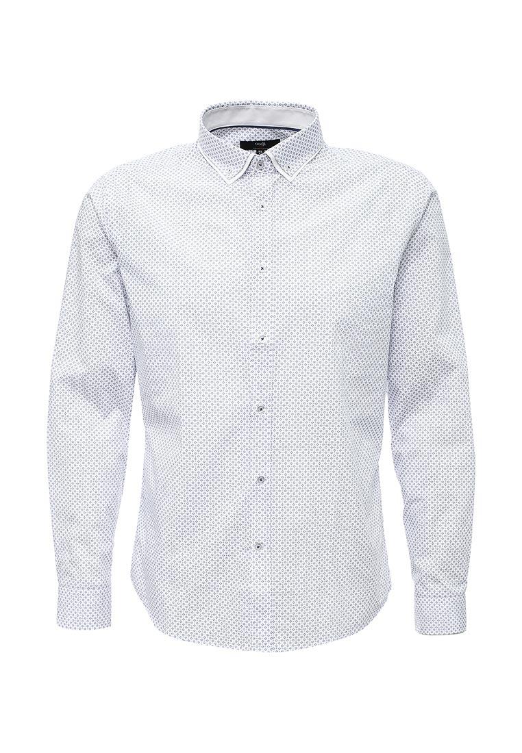 Рубашка с длинным рукавом oodji (Оджи) 3L110253M/19370N/1075G