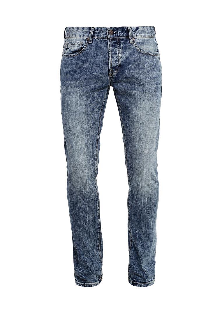 Зауженные джинсы oodji (Оджи) 6L100019M/46627/7500W