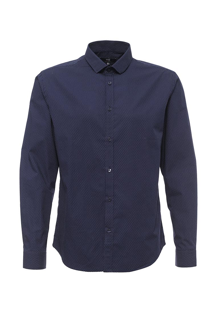 Рубашка с длинным рукавом oodji (Оджи) 3B110016M/19370N/7910D
