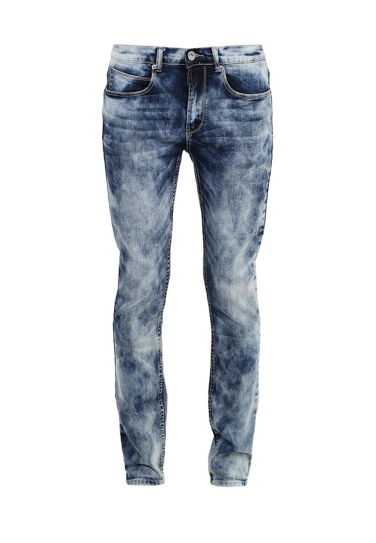 Зауженные джинсы oodji (Оджи) 6L110037M/34353N/7500W