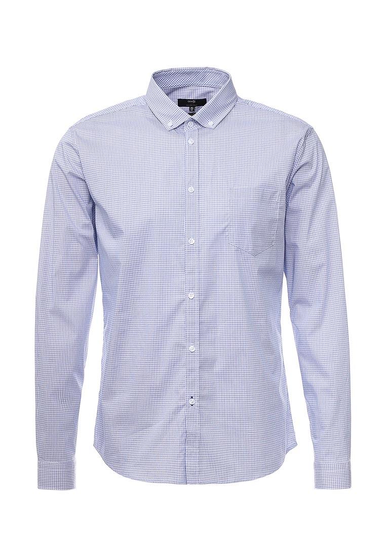 Рубашка с длинным рукавом oodji (Оджи) 3L110256M/46247N/1075C