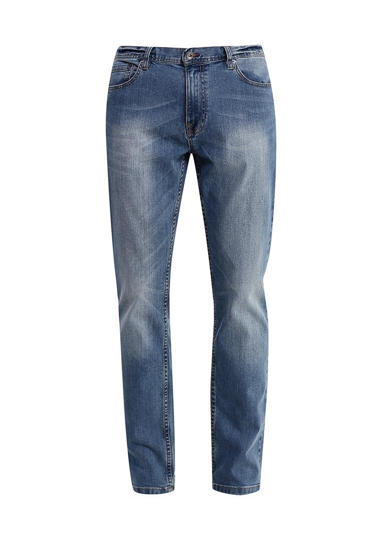 Зауженные джинсы oodji (Оджи) 6B120048M/46627/7400W