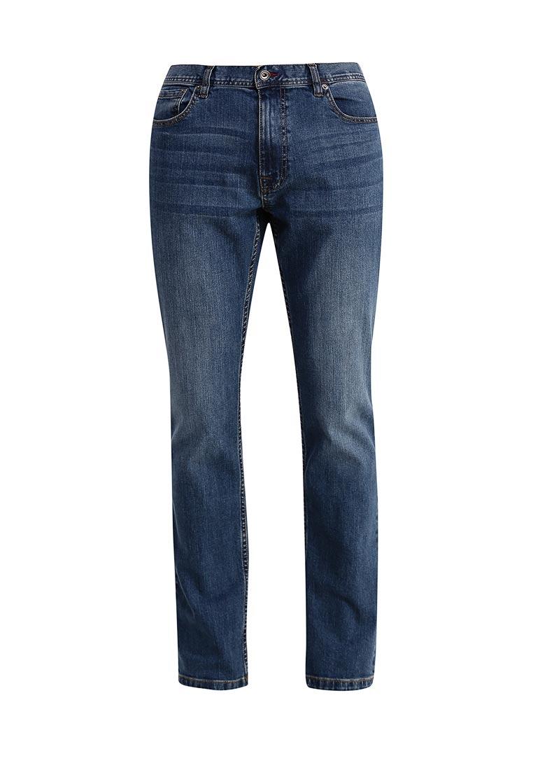 Зауженные джинсы oodji (Оджи) 6B120048M/46627/7500W
