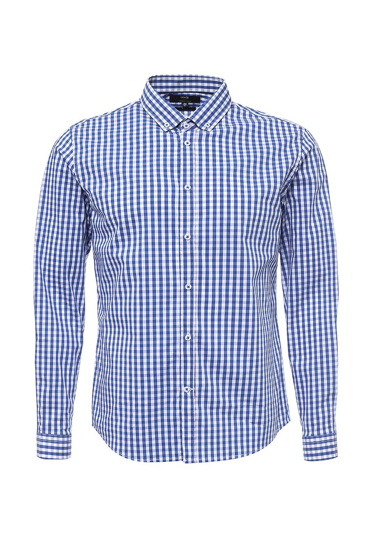 Рубашка с длинным рукавом oodji (Оджи) 3L110135M/39767N/1075C