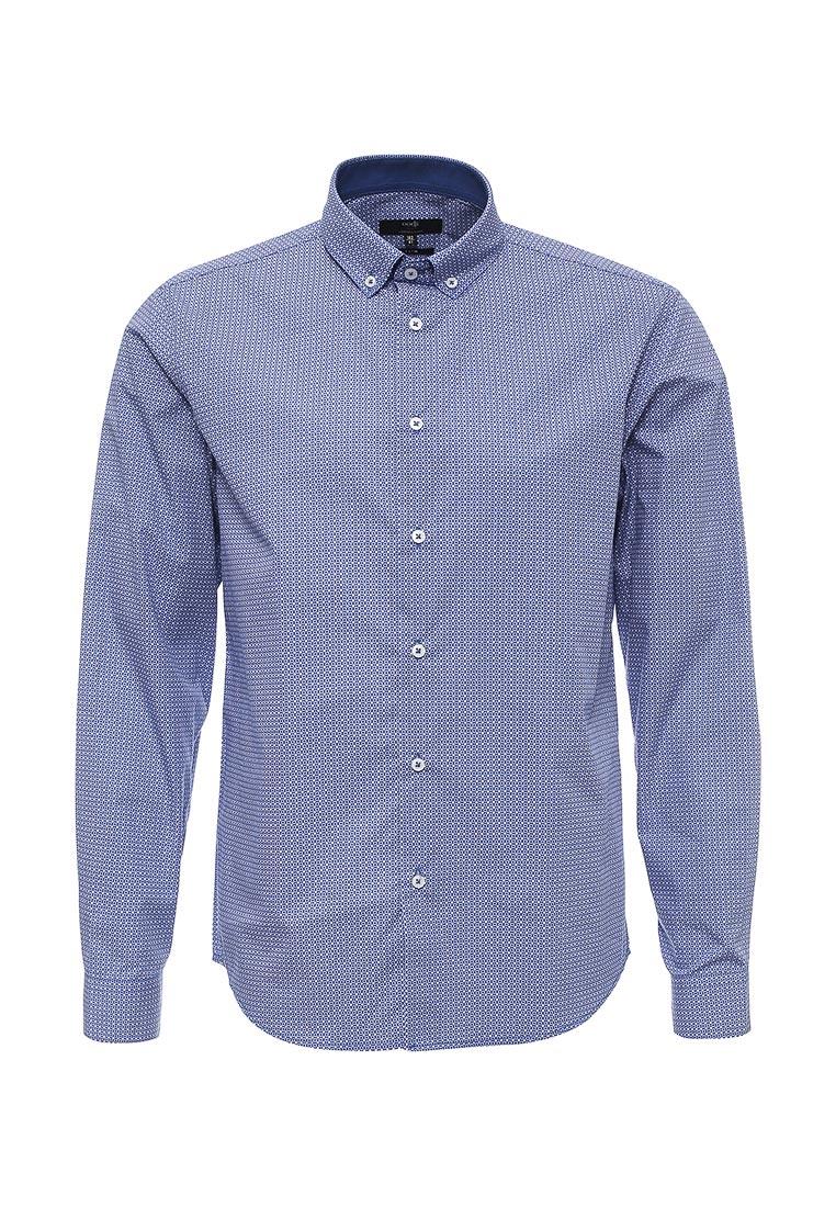 Рубашка с длинным рукавом oodji (Оджи) 3L110243M/19370N/1075F