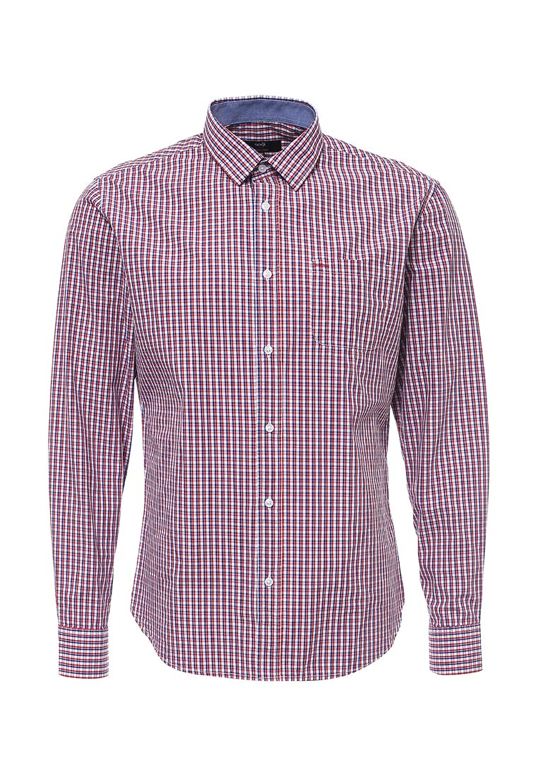 Рубашка с длинным рукавом oodji (Оджи) 3L110255M/44094N/1045C