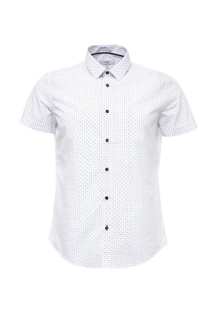 Рубашка с коротким рукавом oodji (Оджи) 3L210039M/44425N/1079G