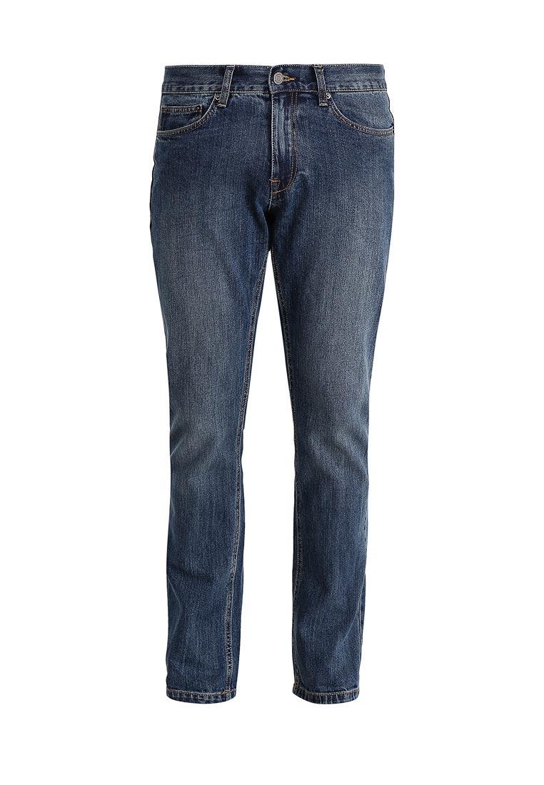 Мужские прямые джинсы oodji (Оджи) 6B120046M/46627/7800W