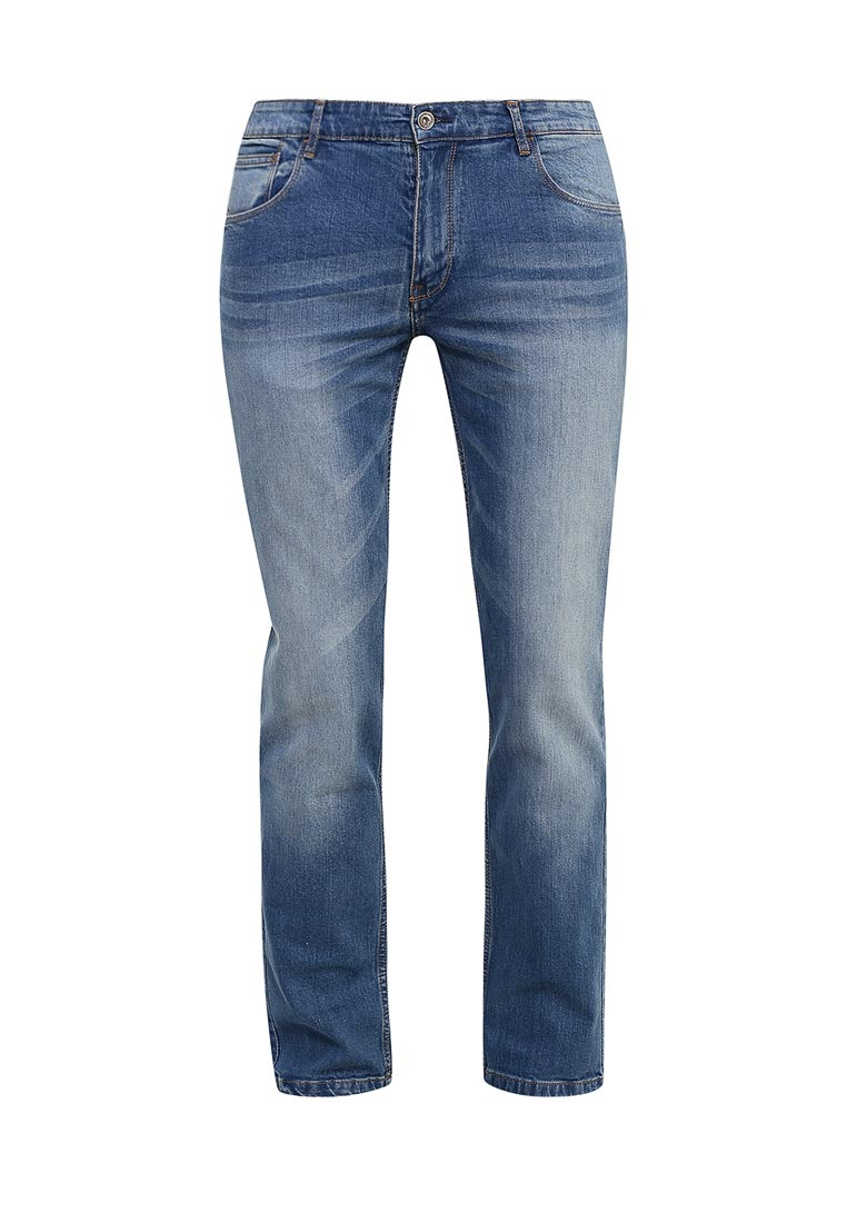 Зауженные джинсы oodji (Оджи) 6B120049M/45594/7400W