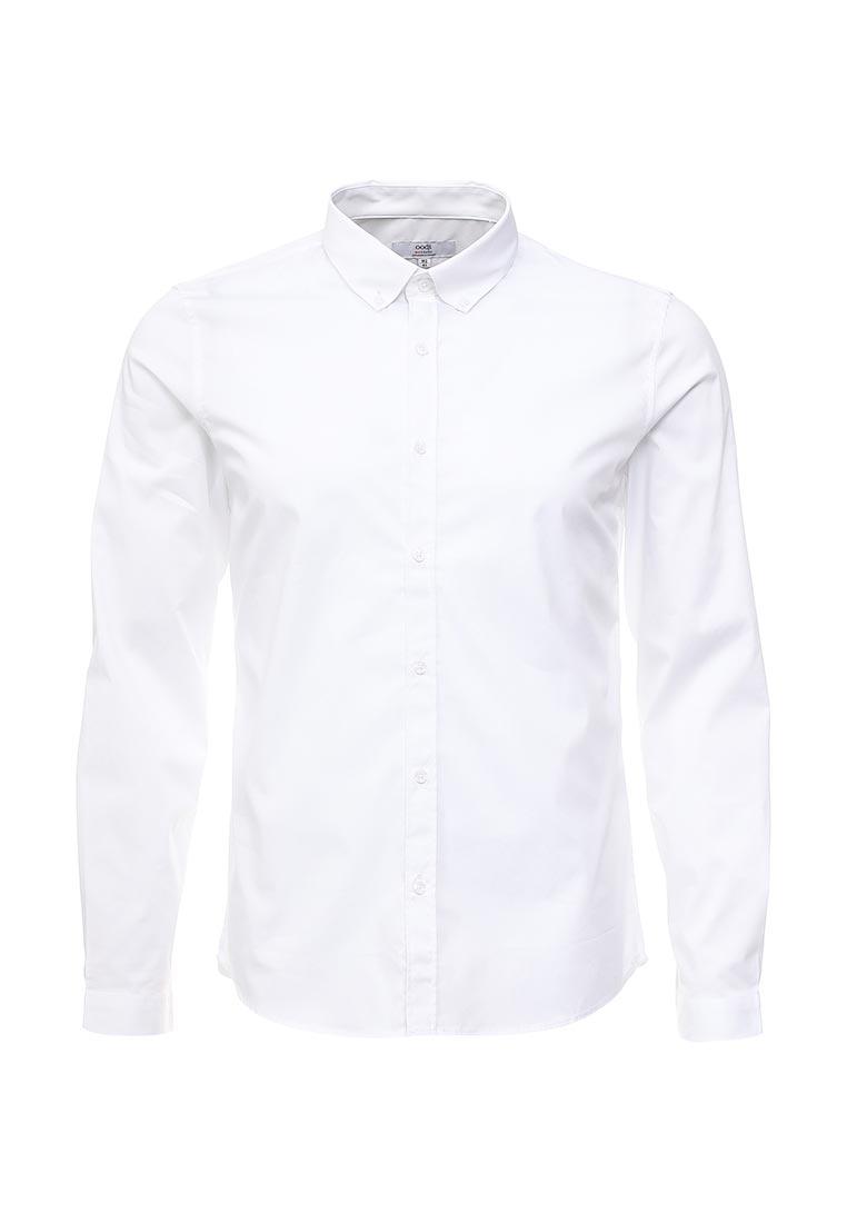 Рубашка с длинным рукавом oodji (Оджи) 3B140002M/34146N/1000N