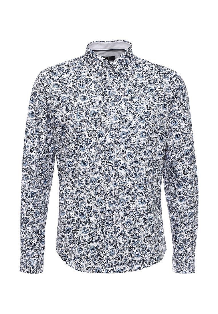 Рубашка с длинным рукавом oodji (Оджи) 3L110259M/19370N/1075E