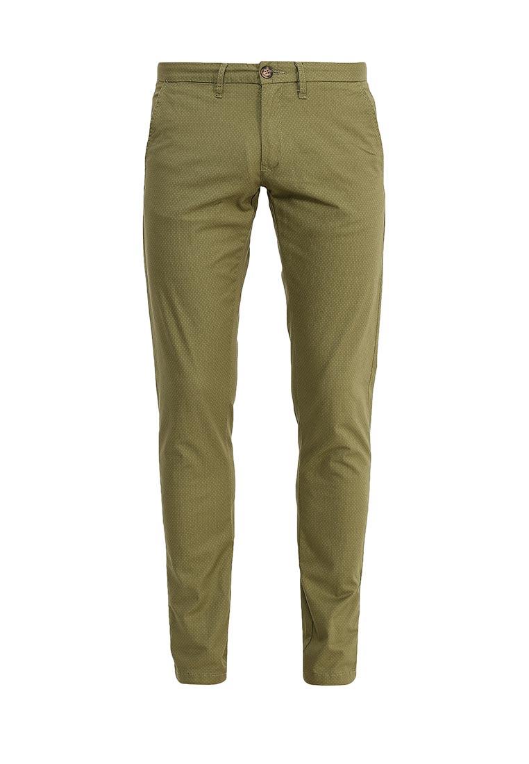 Мужские повседневные брюки oodji (Оджи) 2L150100M/46645N/6669G