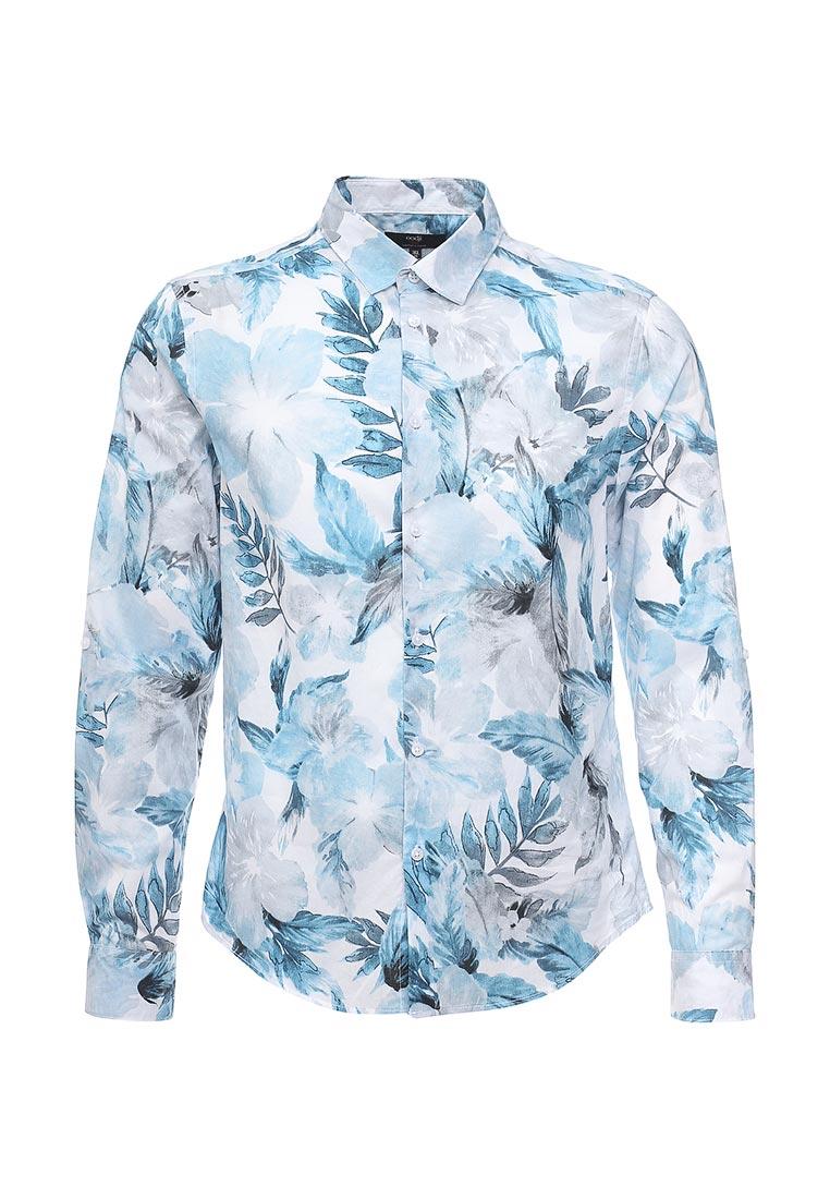Рубашка с длинным рукавом oodji (Оджи) 3L310142M/46603N/1075F