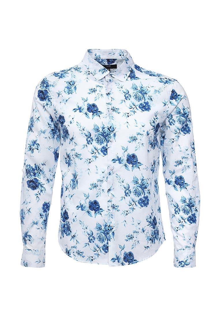 Рубашка с длинным рукавом oodji (Оджи) 3L310142M/46603N/1078F