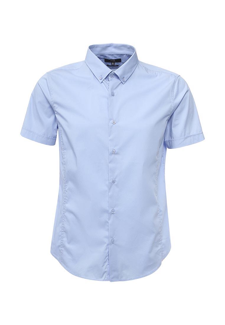 Рубашка с коротким рукавом oodji (Оджи) 3B240000M/34146N/7000N