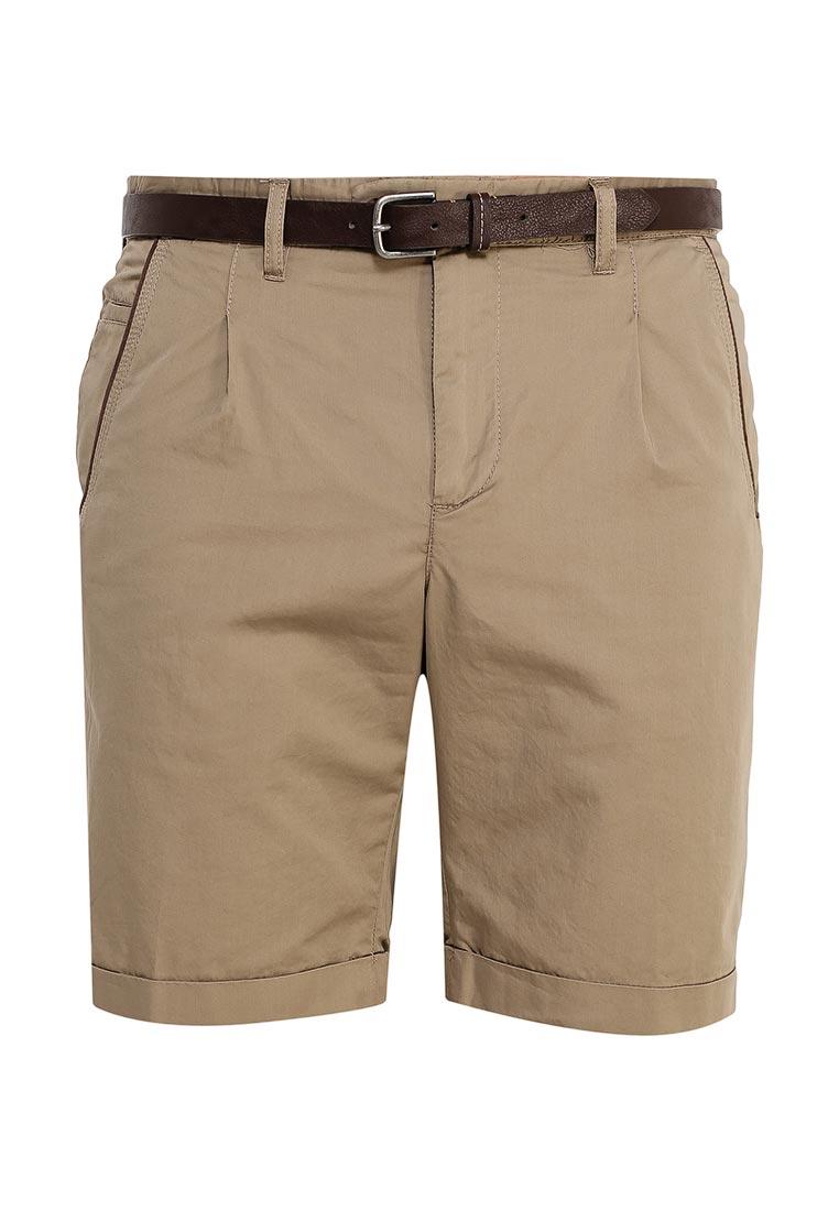 Мужские повседневные шорты oodji (Оджи) 2L610001M/39443N/3300N